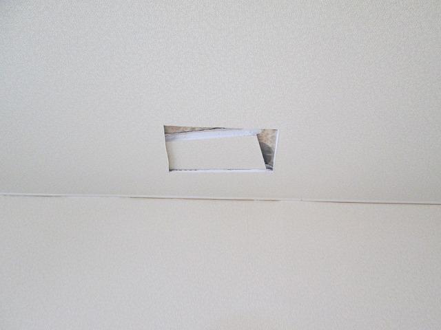 天井点検穴
