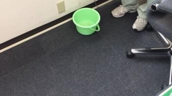 漏水被害 床